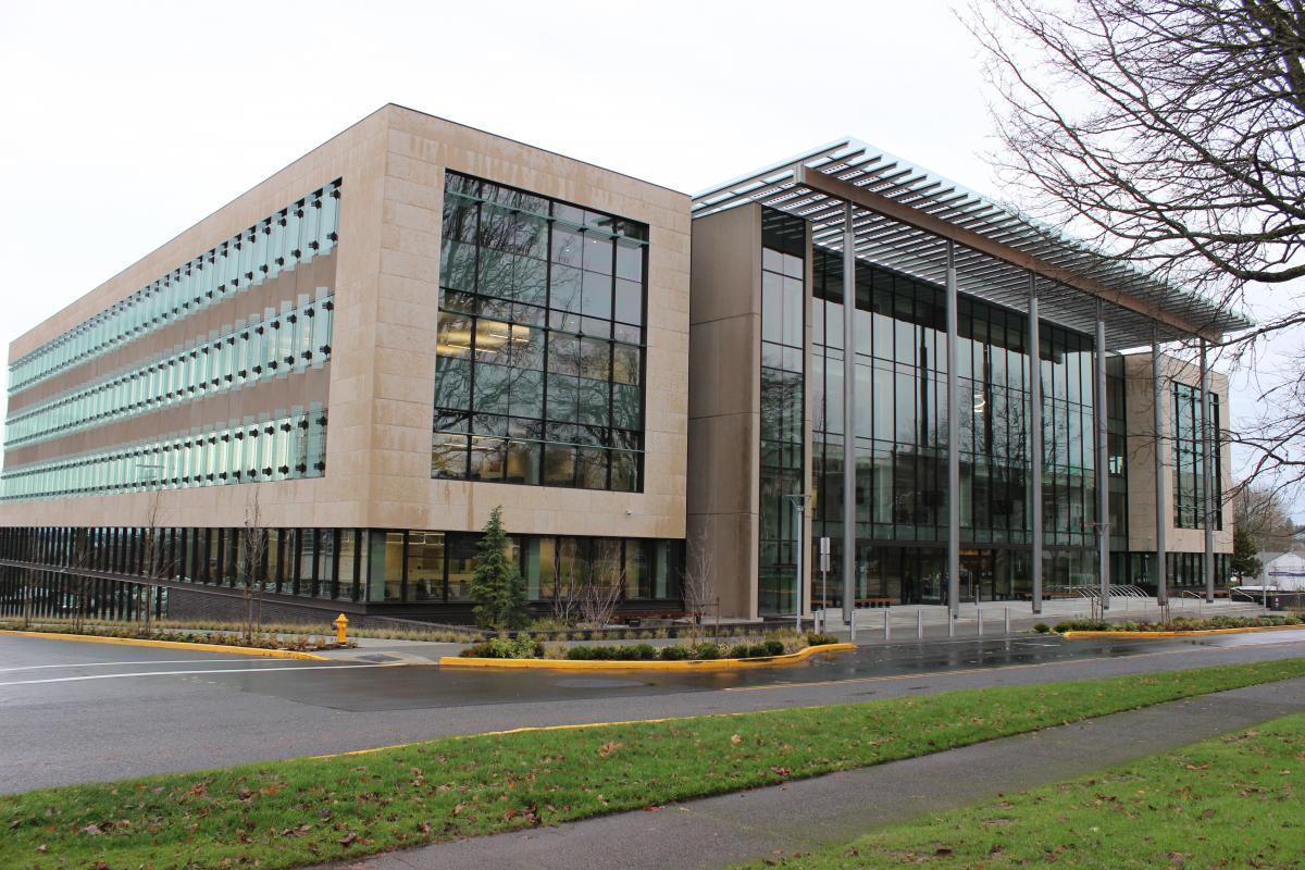 New state office building at 106 11th in Olympia