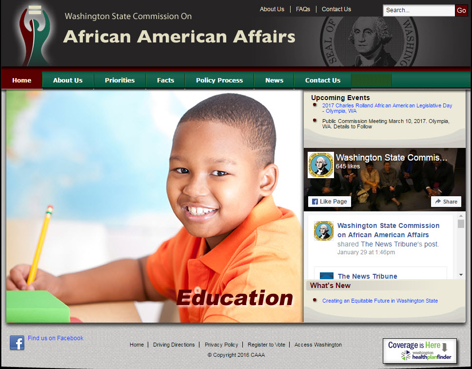Commission on African American Affairs
